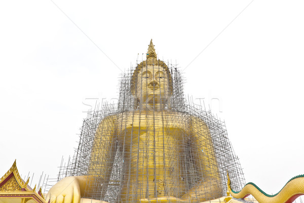 Reconstitution or buddha yeux dieu asian Photo stock © FrameAngel