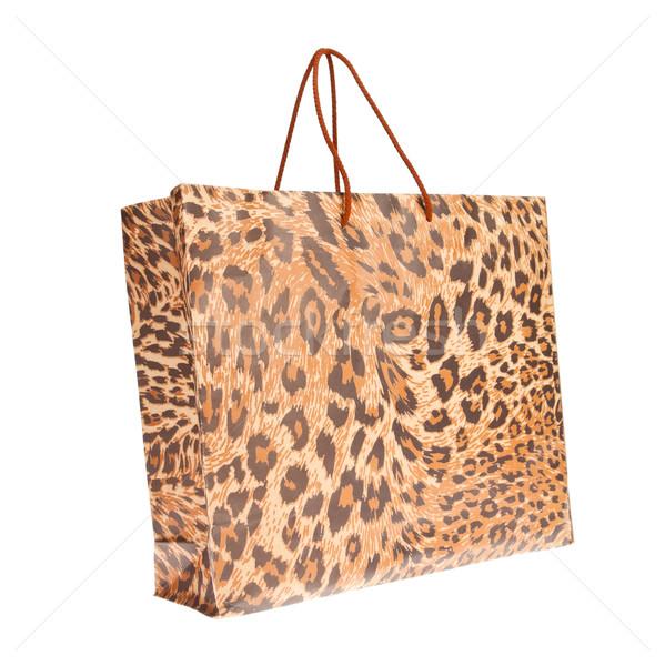 Stockfoto: Papier · luipaard · jaguar · patroon · ruimte