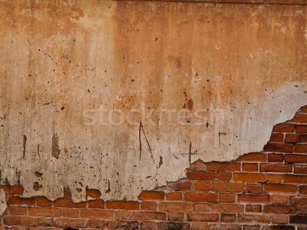 Old Wall Stock photo © FrameAngel