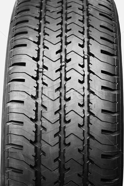 Coche neumático fondo carrera patrón nuevos Foto stock © FrameAngel