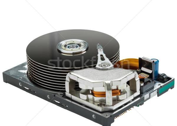コンピュータ ノートパソコン セキュリティ ウェブ ストックフォト © FrameAngel