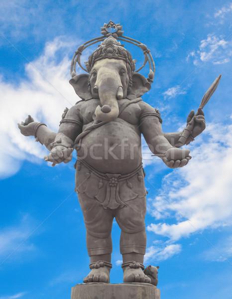 Ganesha, Hindu God Stock photo © FrameAngel