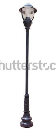 Lamp Post Street Road Light Pole Stock photo © FrameAngel