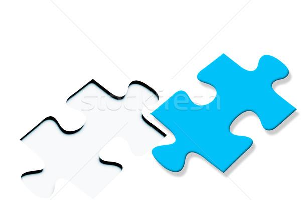 Kleurrijk achtergrond team behang witte Stockfoto © FrameAngel