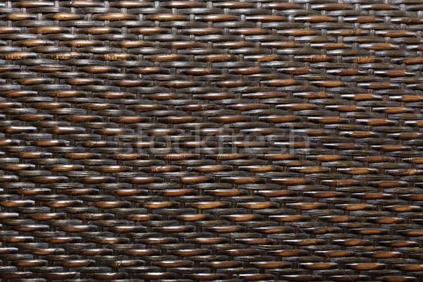 bamboo weave pattern background Stock photo © FrameAngel
