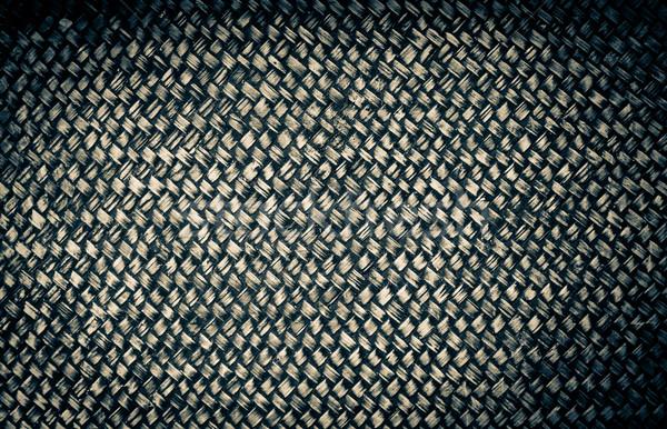 Wicker wood pattern background  Stock photo © FrameAngel