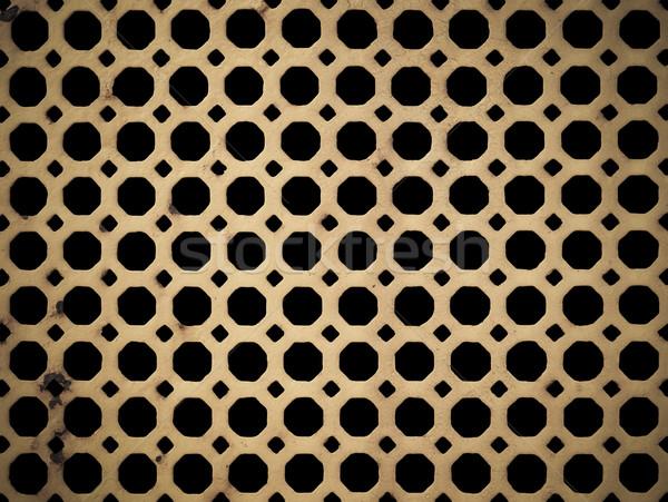 金属の質感 パターン 背景 階 鉄 スタイル ストックフォト © FrameAngel
