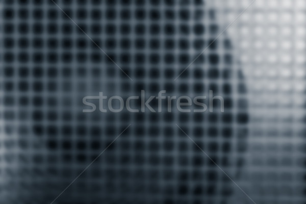 loudspeaker and grille, as abstract blur background of Power Amp Stock photo © FrameAngel