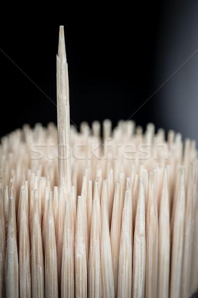 Bambou bois exceptionnel résumé bois fond Photo stock © FrameAngel
