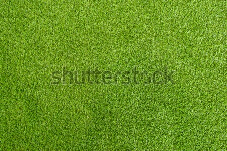 Herbe verte artificielle texture football espace vert Photo stock © FrameAngel