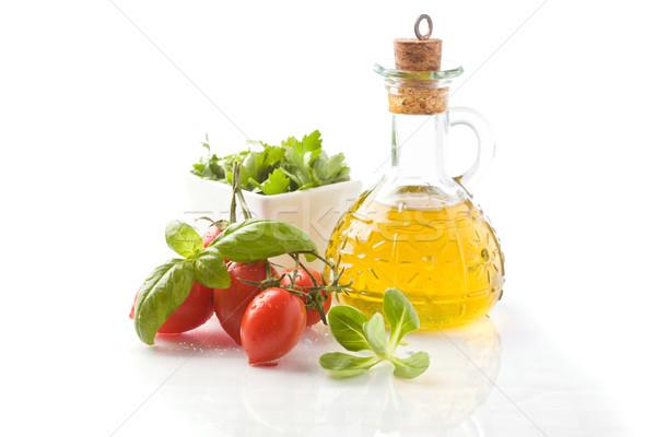 Ingredients for Salad  Stock photo © Francesco83