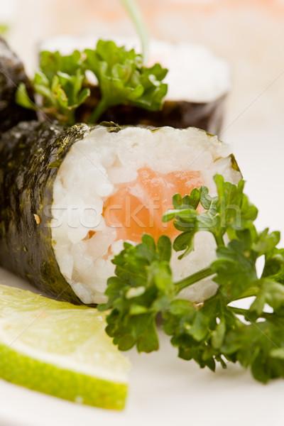 Sushi and Sashimi Stock photo © Francesco83