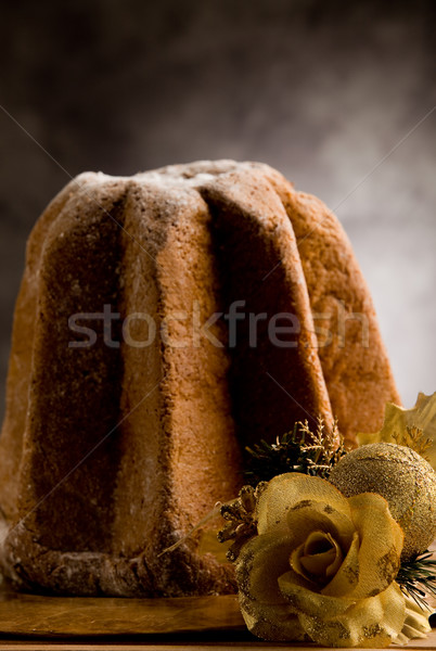 Italian panettone cake Stock photo © Francesco83