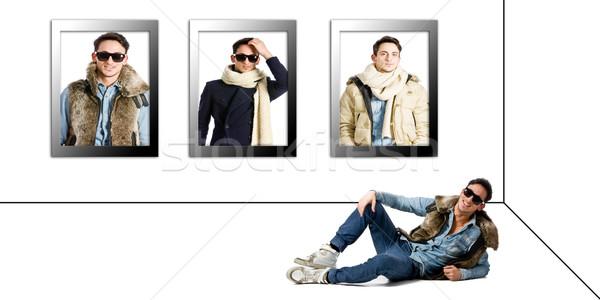Egocentric Stock photo © Francesco83