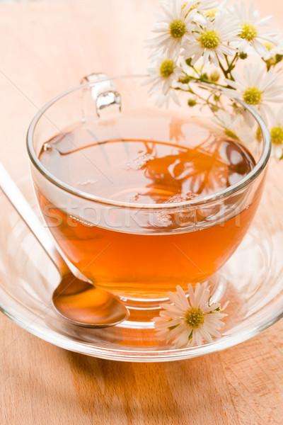 ромашка фото чай трава Сток-фото © Francesco83