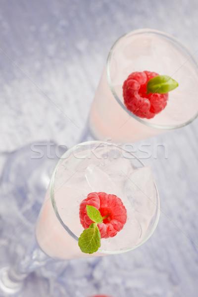 Raspberry liqueur Stock photo © Francesco83