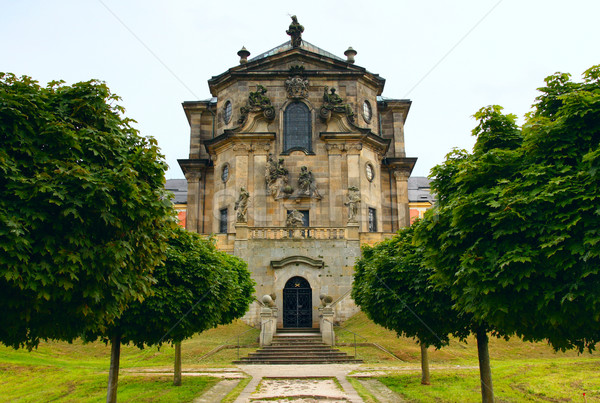 Baroque castle named Kuks in Czech Republic (Eastern Europe)  Stock photo © frank11