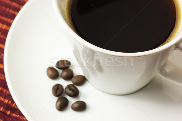 Cup of coffee Stock photo © frank11