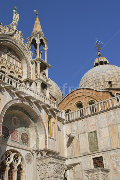 Cathedral of San Marco (Venice, Italy). Vertically. Stock photo © frank11