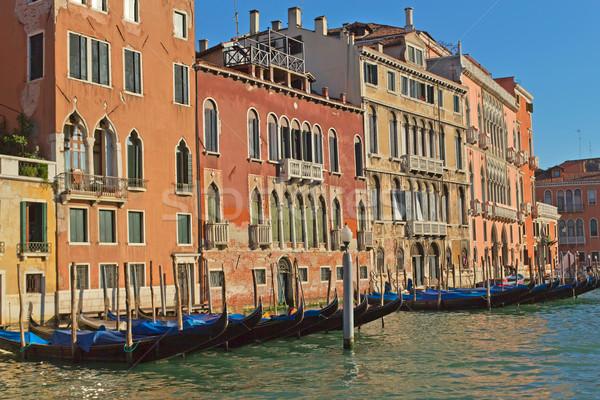 Grand Canal (Venice, Venice, Italy) Stock photo © frank11