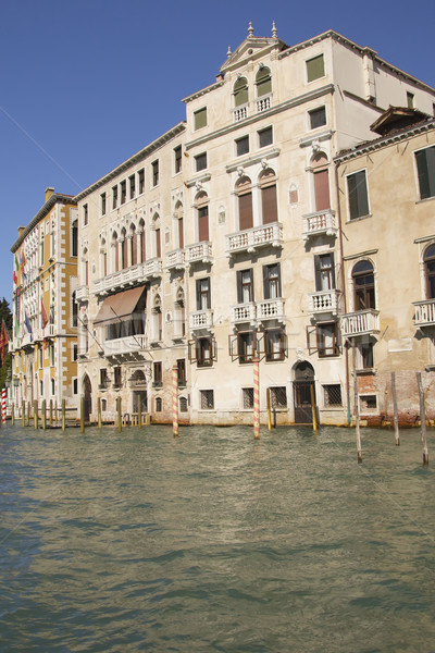 Grand Canal in Venice (Italy) Stock photo © frank11