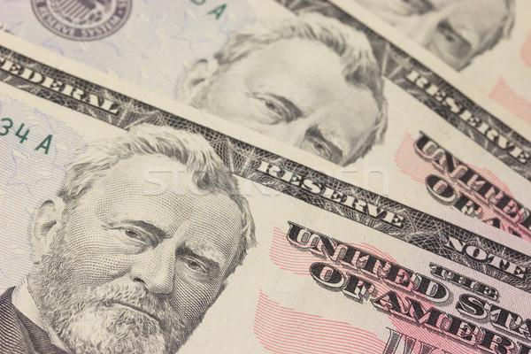 деньги 50 подробный мнение бизнеса Сток-фото © frank11