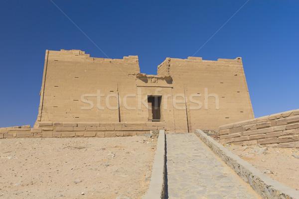 Temple of Kalabsha (Egypt, Africa) Stock photo © frank11