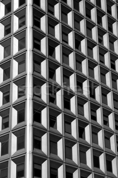 небоскреба текстуры линия Windows строительство стены Сток-фото © frank11