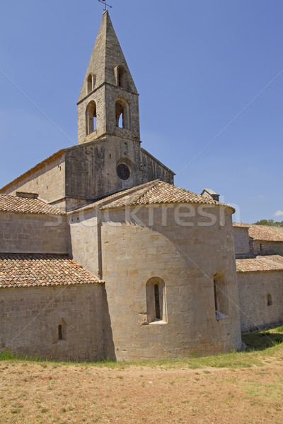 Thoronet Abbey in Provence (France) Stock photo © frank11