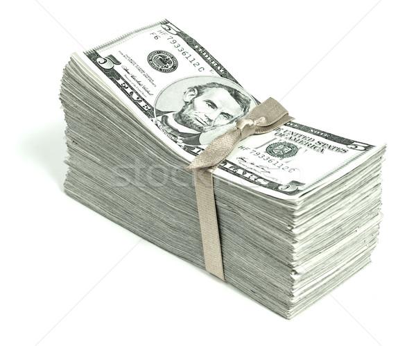 Stati Uniti valuta nastro business soldi Foto d'archivio © Frankljr