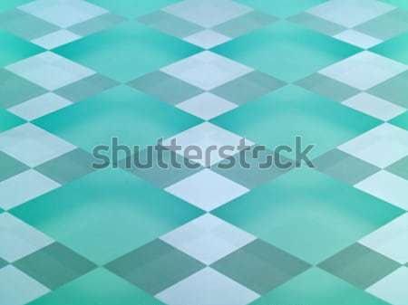 Frosted Glass Checkerboard Stock photo © Frankljr