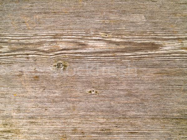 Yıpranmış gri ahşap tahıl duvar doğa Stok fotoğraf © Frankljr
