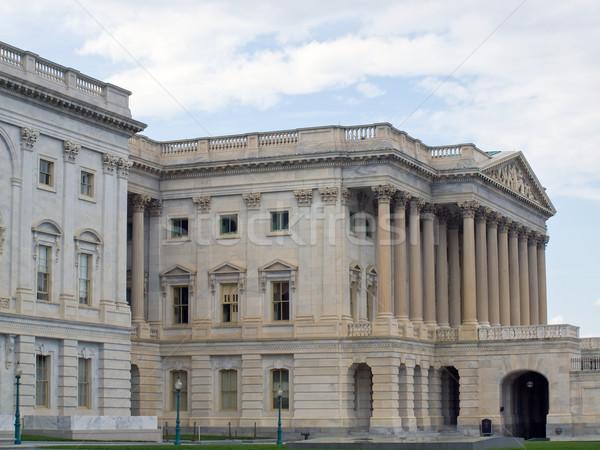 Stany Zjednoczone Capitol budynku Washington DC szczegóły architektury biały Zdjęcia stock © Frankljr
