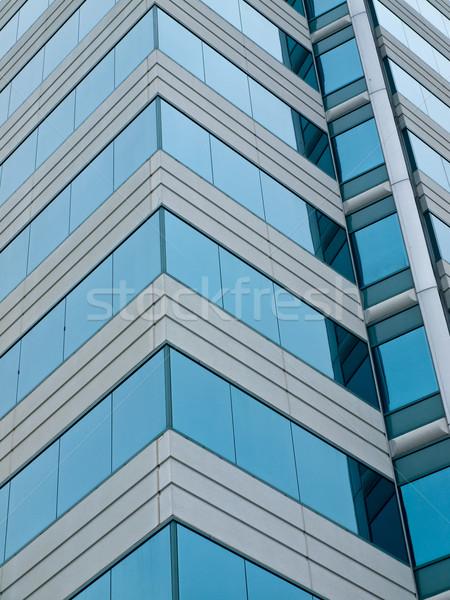 Highrise Office Building Stock photo © Frankljr