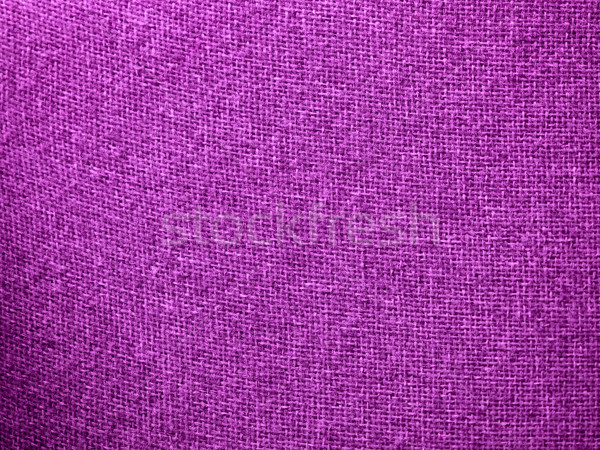 Burlap Pink Fabric Texture Background Stock photo © Frankljr