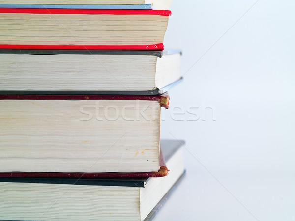 Stacks of Old Textbooks  Stock photo © Frankljr