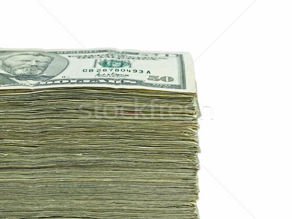 Сток-фото: Соединенные · Штаты · валюта · пятьдесят · бизнеса