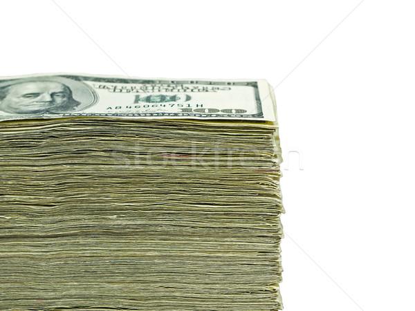 Verenigde Staten valuta honderd business Stockfoto © Frankljr