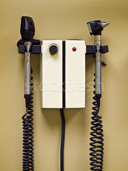 Professional Medical Equipment Stock photo © Frankljr