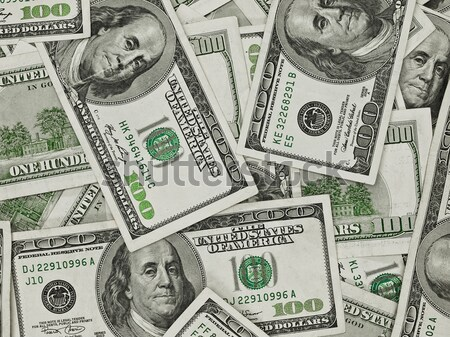 A Pile of Two Dollar Bills as a Money Background Stock photo © Frankljr