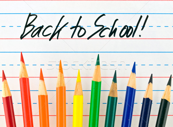 Back to School Stock photo © Frankljr