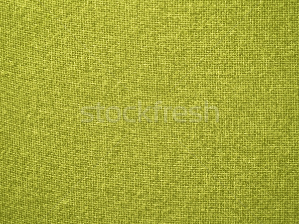 Burlap Yellow Fabric Texture Background Stock photo © Frankljr
