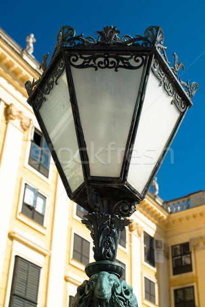 дворец Вена Австрия старые здании Сток-фото © franky242