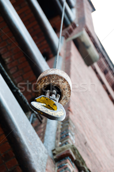Hamburg Speicherstadt Stock photo © franky242