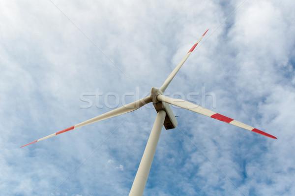 Wind Turbine Stock photo © franky242