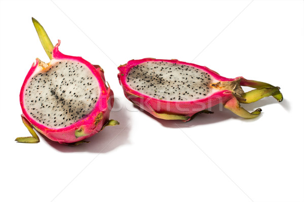 Dragão fruto exótico thai isolado branco Foto stock © franky242