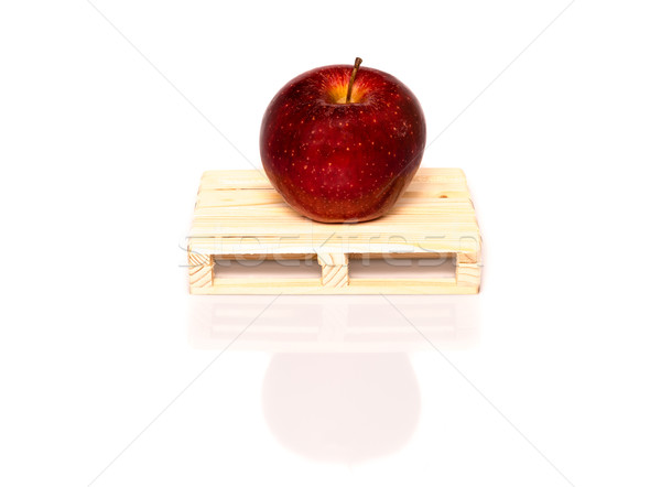 sustainable fruit shipment Stock photo © franky242