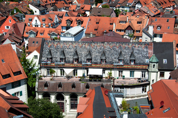 Roofs of Konstanz Stock photo © franky242