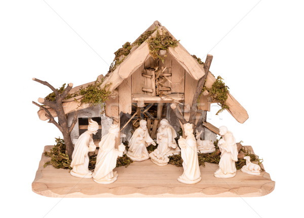 Nativity Scene Stock photo © franky242
