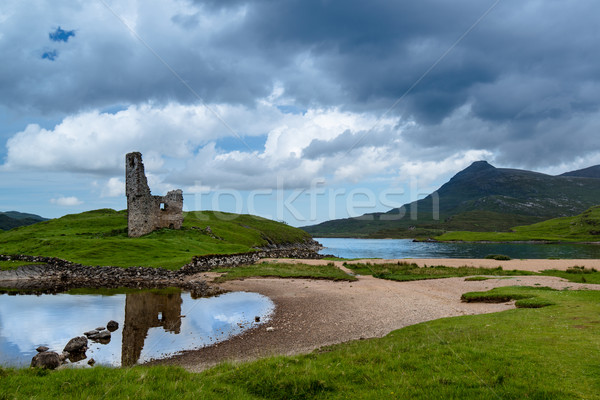 Ardvreck Castle Stock photo © franky242